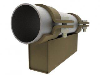 Опоры трубопроводов стальных трубопроводов ОСТ 36-146-88