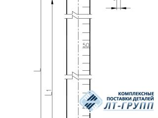 Футштоки прямые по ОСТ 5Р.5536-83